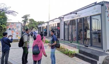 Dorong Pembiayaan Syariah, Terminal 3 Bandara Soetta Hadirkan Halal Park