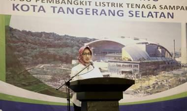 Ngeri Tanah di Tangsel Ambles, Airin Diminta Tertibkan Apartemen yang Nyedot Air Tanah