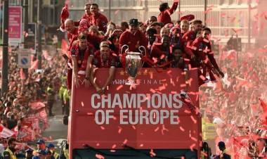 Juara Liga Champions Bikin Liverpool 'Banjir' Duit