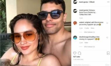 Video Hot, Diunggah Mantan, Ini Kata Cinta Laura