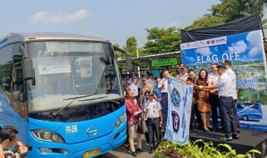 Warga Gading Serpong Kini ke Bandara dan MRT Lebih Mudah, Bus Connexion Sudah Beroperasi