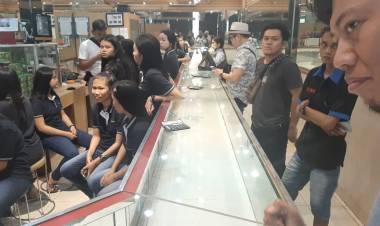 Rampok Bersenpi di Balaraja Obrak-abrik Toko Emas, Miliaran Dibawa Kabur