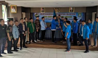 KNPI Kecamatan Pinang Tangerang Aklamasi Pilih Ketua