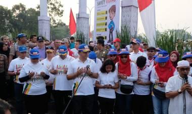 Gelar Millenial Road Safety, Kapolda Banten Pesan Kebhinekaan dan Tolak Kerusuhan