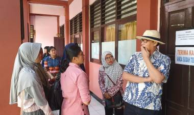 Gubernur Banten Jamin Kuota 15 Persen PPDB Jalur Prestasi Terpenuhi