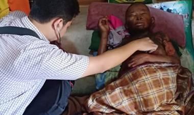 Lama Tak Tertangani, WH Perintahkan RSUD Malimping Tangani Warga Penderita Kanker