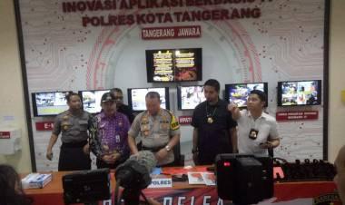 Perampok Emas di Balaraja Tak Bisa Dibawa Polisi ke Indonesia, Ini Penyebabnya
