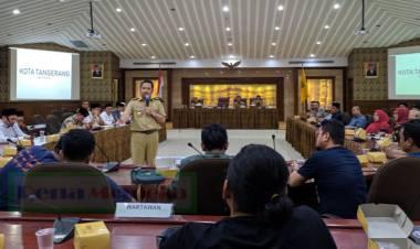 Setelah Nyerah ke Warga, Walikota Arief Ganti Bidik Bakal Tak Urusi Kantor Kemenkumham di Kota Tangerang