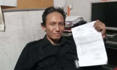 Tulis Pelayanan RS di Parigi Moutong Wartawan Dijadikan Tersangka oleh Polisi, SMSI Sulteng Turun Lakukan Advokasi