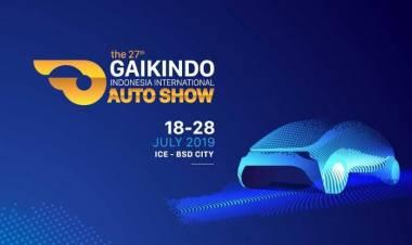 GIIAS 2019 Resmi Dibuka, Wapres Jusuf Kalla Sebut Industri Otomotif Makin Dinamis
