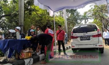 Ratusan Kendaraan Tak Lulus Uji Emisi, Mobil Solar Mendominasi