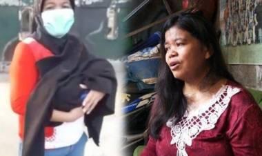 Warga Gubernur Anies Baswedan Gendong Mayat Bayi Dari Puskesmas ke Rumah, Ga Ada Ambulan?