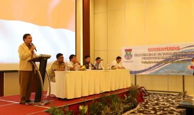Bapenda Kab Tangerang Sosialisasikan Pajak Katering dan Air Tanah