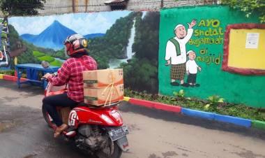 Kampung Selfie Jatiuwung Kota Tangerang Ingin Dikenal Sampai Mancanegara