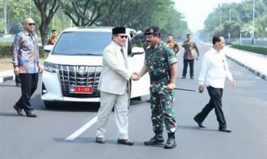 Tak Ambil Gaji Sebesar 5 juta, Namun Tunjangan Menhan Rp 50 Juta Dikantongi Prabowo