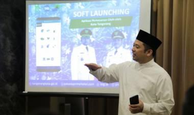 Pemkot Kembangkan Aplikasi Belanja Oleh-Oleh Khas Tangerang