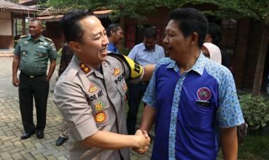 Redam Gejolak Kenaikan UMK, Kapolresta Tangerang Temui Unsur Serikat Buruh dan Apindo