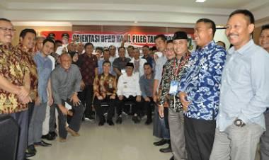 Gubernur Banten Bantu Anggaran Kota dan Kabupaten dengan Standar Prioritas