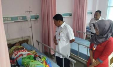 Didepan Tim Akreditasi, Sekda Ingatkan Pelayanan RS Balaraja Harus Smart dan Nyaman