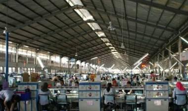 Upah di Banten Dinilai Tinggi, Banyak Pabrik Hijrah Ke Jateng