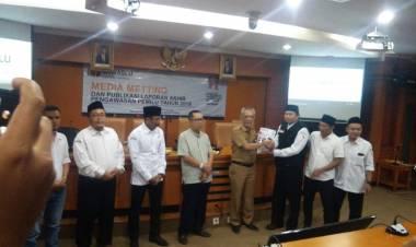 Bawaslu Kabupaten Tangerang, Ajak Media Melakukan Evaluasi dan Kekurangan