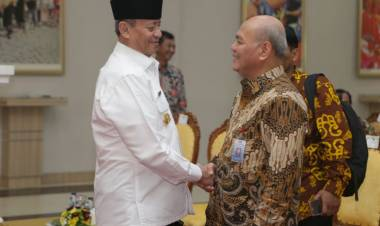 Pemprov Banten Terus Bangun Good Governance