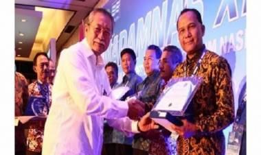 Kado Manis HUT Kabupaten Tangerang, PDAM TKR Raih Peringkat 1 Tertinggi Nilai Kinerja Nasional 2019
