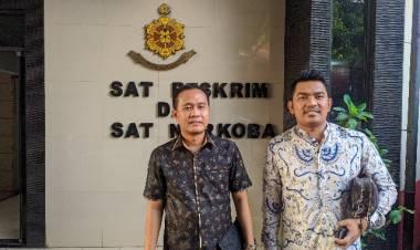 Kasus Mandek, Pemilik Kios CBD Mall Ciledug Kembali Datangi Polrestro Tangerang