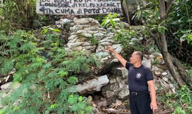 Warga Pondok Aren Ngadu Ke Airin, Longsor Selama 4 Tahun Cuma Difoto Doang