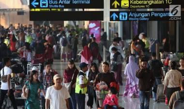 Jelang Natal, Pengamanan dan Penerbangan Tambahan Bandara Soetta Ditingkatkan