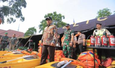 Warga Karawaci Hingga Cibodas Hati-hati, Ini Titik Rawan Banjir Kata Walikota Arief