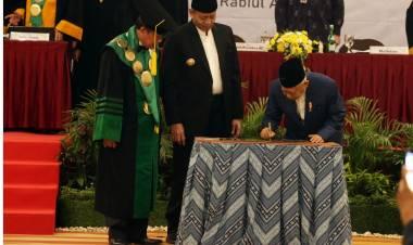 Perlahan Banten Lepas dari Zona Merah Korupsi