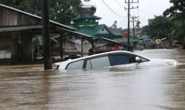 Ini Hukum Harta yang Terbawa Banjir