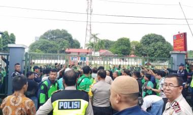 Kisruh Ojol vs Alam Sutera, Polisi Minta Pegang Komitmen