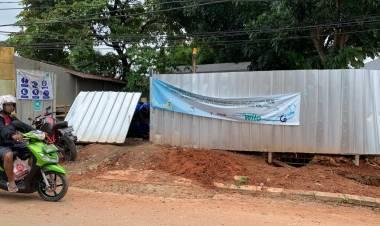 Proyek SPAM Tangsel Belum Rampung, PT PITS Jual Air Milik Perumdam TKR?