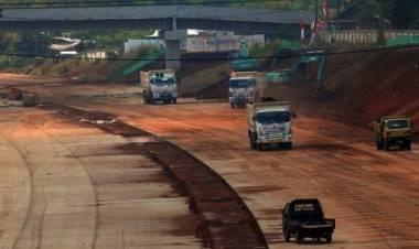 Proyek Tol Kunciran-Bandara Soetta Capai 75 Persen, Juni 2020 Ditargetkan Rampung