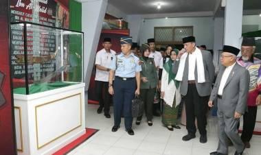 Pamerkan Artefak Rasulullah SAW Saat Buka Festival Jelajah Nusantara, Wapres Ingatkan Kejayaan Kerajaan Islam