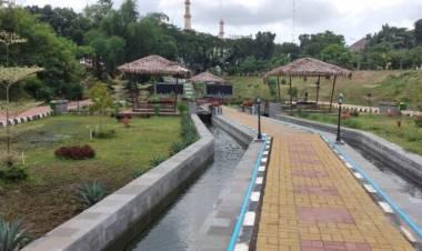 Taman Hutan Kota KP3B Minim Sarana Umum, Warga : Mau ke Toilet Harus Cari SPBU