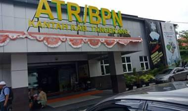 Himbau Warga Ikut PTSL 2020, BPN Kabupaten Tangerang : Syarat Lengkap Bikin Cepat