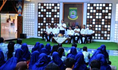 Rangkaian HUT Kota Tangerang Ke 27 dan Wujudkan Program Tangerang Cerdas, Diskominfo Lomba Cerdas Cermat