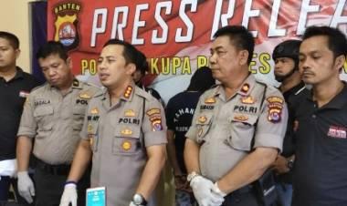 Hikmah Corona, Kasus Kriminal Di Kabupaten Tangerang Turun 50 Persen