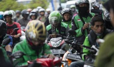 PSBB Diterapkan di DKI Jakarta, Apa Kabar Penumpang Ojol?