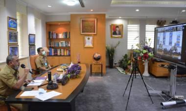 Musrembang Kabupaten Tangerang Digelar Online,Covid-19 Jadi Bahasan Primadona