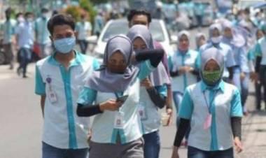 Duh Gusti! Imbas Corona 3.042 Buruh Terkena PHK di Kota Tangerang