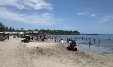 Pasca Lebaran Idul Fitri Ditutup, Liburan di Pantai Anyer Bakal Disuruh Balik Polisi