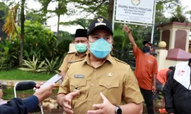 Penerapan New Normal, Walikota Tangerang : Razia Masif Bakal Diberlakukan
