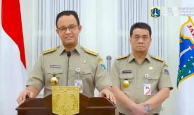 Anies Ngaku APBD Pemrov DKI Turun 50 Persen Imbas Corona, Anak Buah Diminta Jadi Ksatria