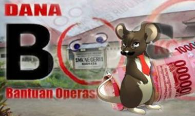 Dear Pak Gubernur : Ada Dugaan Kepsek SMAN 21 Kabupaten Tangerang Main Mata Dana BOS Miliaran Nih