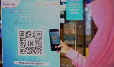Anda Berkunjung di Mal Kota Tangerang, Jangan Lupa Aplikasi Aman