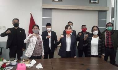 Fraksi PDIP Siap Tunduk dan Patuh Soal Rekom Untuk Pilkada Tangsel